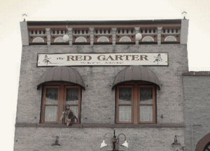 Ghost hunt, investigation of the Red Garter Bed and Bakery, Williams , AZ