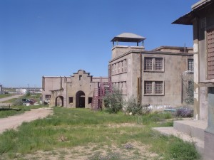 New Mexico State Penitentiary  report