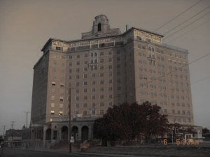 Investigation report on the Baker Hotel, Mineral Wells, Texas